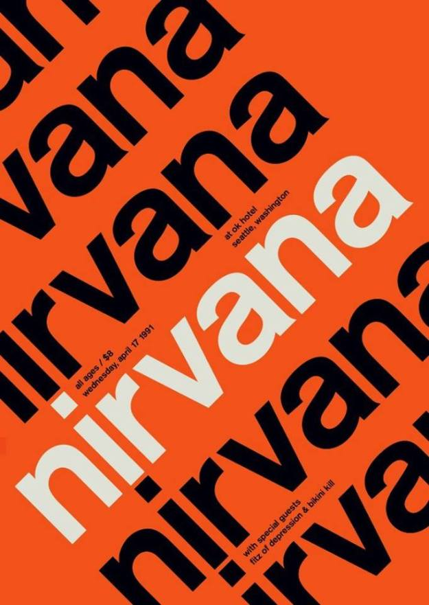 Фейки и интерполяции Фейковые плакаты музыкальных групп 90-хх в стилистике послевоенного швейцарского минимализма 60-хх. Фейковые плакаты музыкальных групп 90-хх в стилистике послевоенного швейцарского минимализма 60-хх.            1