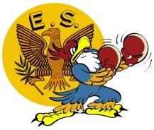 Неофициальная эмблема ES Дисней против Гитлера МУЛЬТЯШКИ ДИСНЕЯ ПРОТИВ ГИТЛЕРА Eagle squadrons