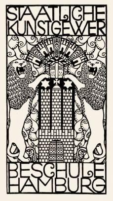 Carl Otto Czeschka - Deutsch Kunst und Dekoration - 1908 Серов С.И. Три измерения знака Серов С.И. Три измерения знака Carl Otto Czeschka Deutsch Kunst und Dekoration 1908