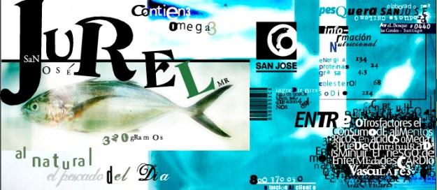 Девид Карсон. Дизайн-макет наклейки на рыбные консервы, 90-е Серов С.И. Три измерения знака Серов С.И. Три измерения знака carson