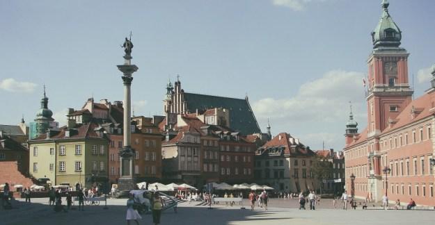 Rynek Starego Miasta (Olde Towne Market Square)