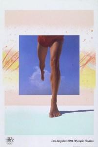 4-1984 Summer Olympics Los Angeles Poster Сергей Серов, Оксана Ващук. КОРОЛЕВА «НОВОЙ ВОЛНЫ» Сергей Серов, Оксана Ващук. КОРОЛЕВА «НОВОЙ ВОЛНЫ» 4 1984 Summer Olympics Los Angeles Poster