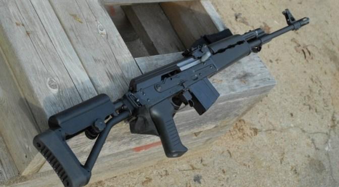 Converted a Base Zastava M77 .308 DMR
