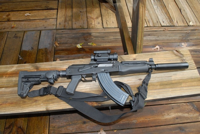The Best M4/AR Collapsible Stock Review I have Read - Maybe My F93