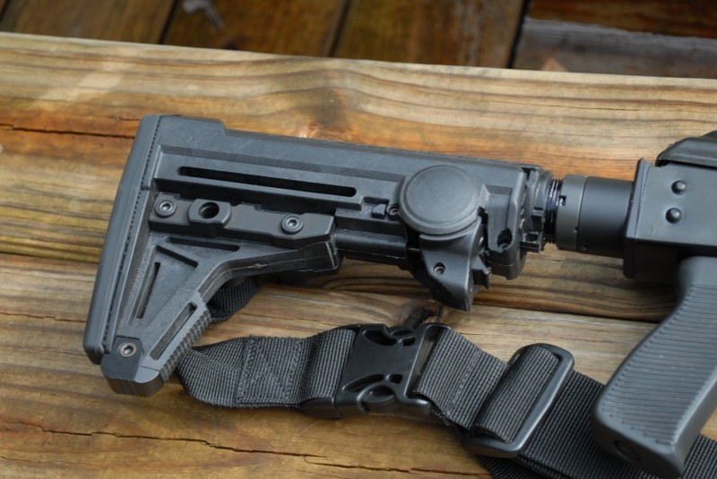 The Best M4/AR Collapsible Stock Review I have Read - Maybe
