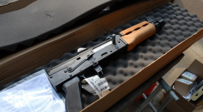 New Zastava M92 PAP Pistol Arrived – Of Course It Needs to be Modified!!