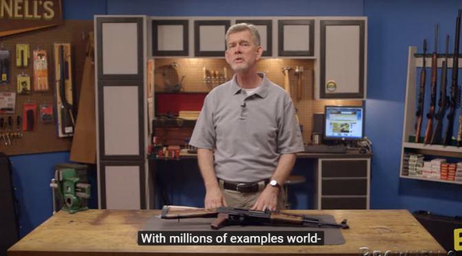 Video:  Brownells' Four Part Series on AK 47/74 Firearm Maintenance