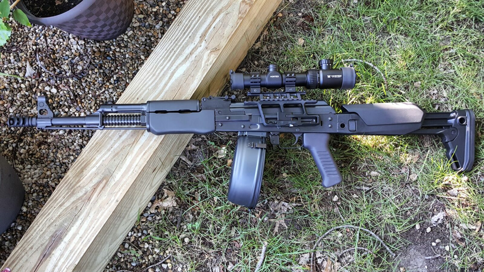 Custom Built Yugo M72B1 Carbine By Two Rivers Arms - Ronin's