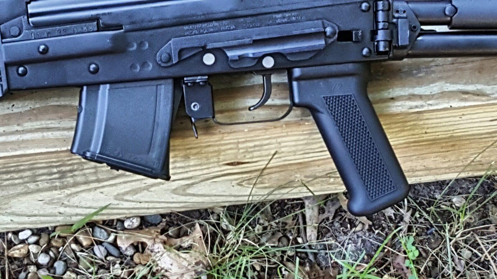 Finally got a Russian Vepr 7 62x39mm Side Folder - The FM-AK47-21