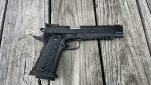 "Rock Island 52000 10mm 6"" High Cap Pro Match Pistol - First Impressions of the Big Rock"