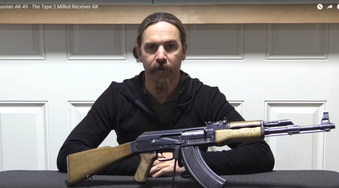 Learn About The Type 2 Soviet AK-47 – Forgotten Weapons Video