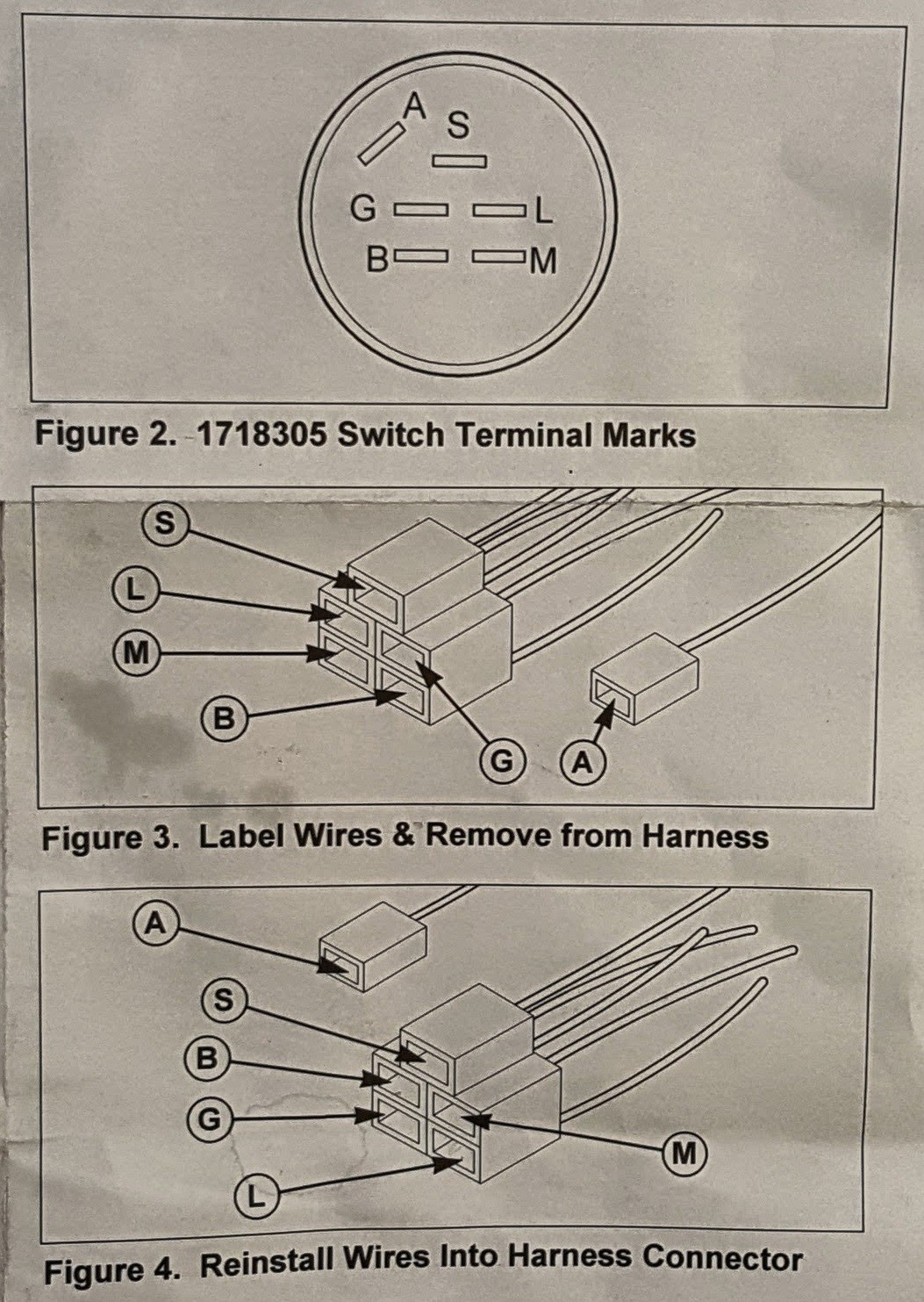 Broadmor Archives Ronins Grips Caltric Wiring Diagram Figure 2 Shows The Identifying Marks For Plastic 1718305 Switch And Exactly Matched What I Had