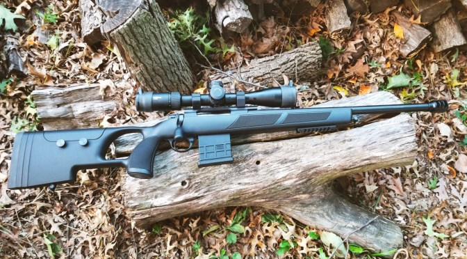 The Remarkable Sabatti Urban Sniper – An Affordable Compact Sub-MOA Rifle