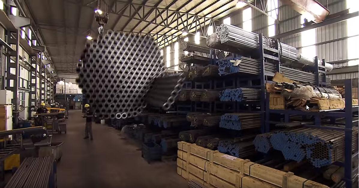 A Video Tour of the Hatsan Factory in Kemalpaşa, Turkey