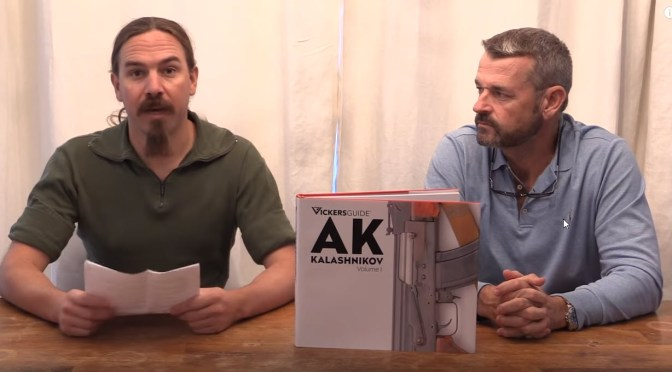 Great Video of Ian McCollum and Larry Vickers Discussing the History of AK-47 Rifles
