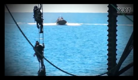 Russian FSB Conducting Exercises - Ronin's Grips