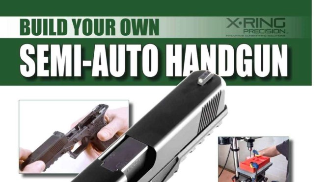 The Best Step-By-Step Book For Building a Glock-Style Pistol With a Polymer80 Frame