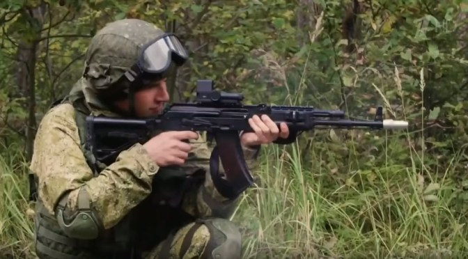The Russian Ratnik Program – The Evolution of the Future Infantry Combat System