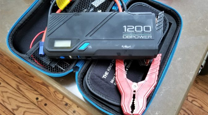 Be Careful With the DBPower 1200A Portable Jump Starter For Your Car or Truck – They Will Not Hold a Charge Long