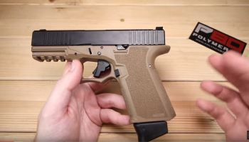 How to legally build a Glock compatible pistol using a