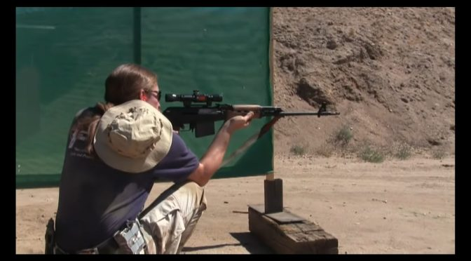 Ian at Forgotten Weapons Does a 2-Gun Match With a Yugo M76!!