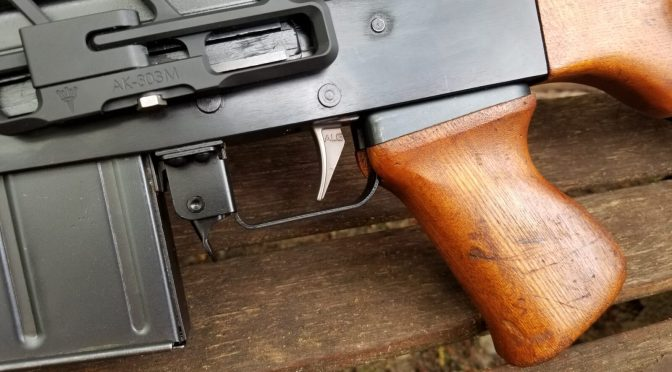 Part 3: Two Rivers Arms Yugo M76 Rifle – The Trigger