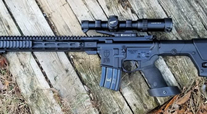 Looking for a Cool AR Rifle Project?  Build a .50 Beowulf
