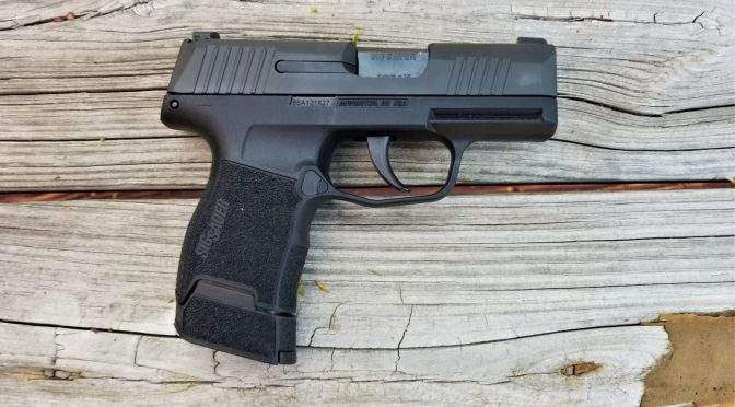 The SIG P365 Is My Concealed Carry Pistol