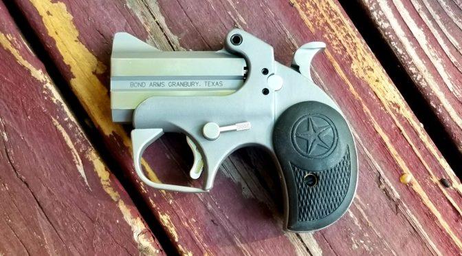 The Bond Roughneck Derringer – Bigger Than I Assumed