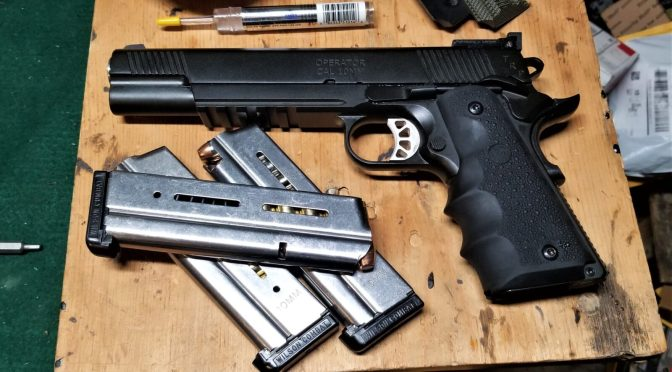 Update On My Springfield Armory 10mm 6″ Pistol – Answering Some Questions