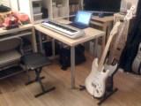The full set-up