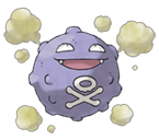 More Koffing