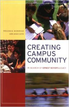 Creating Campus Community by Earnest Boyer