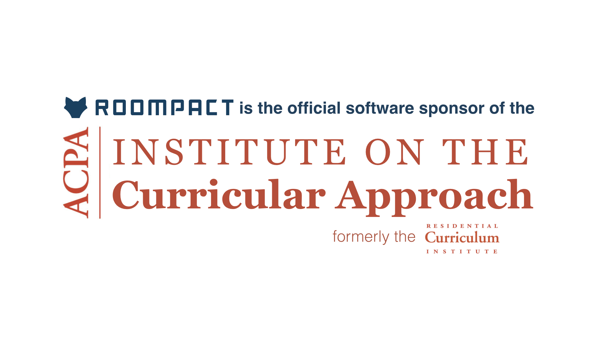ICA Institute on the Curricular Approach Logo