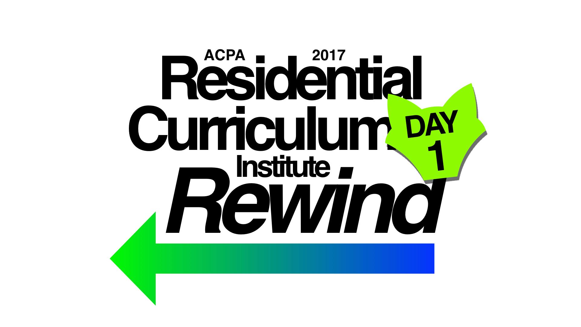 RCI 2017 Recap