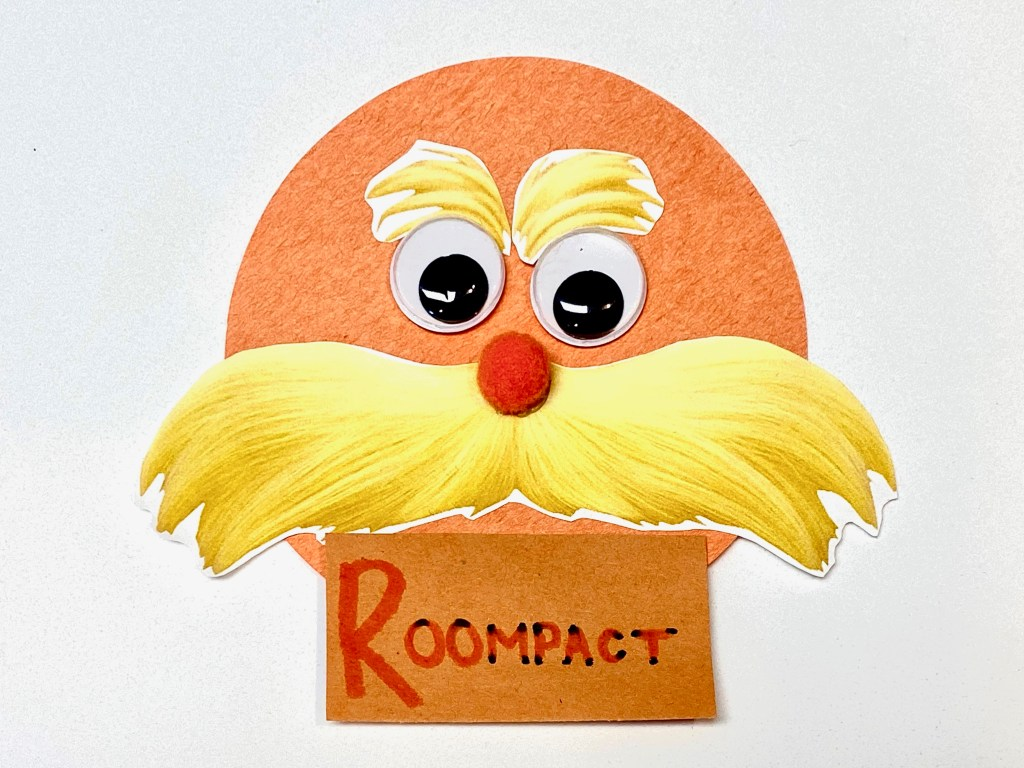 Lorax Door Dec