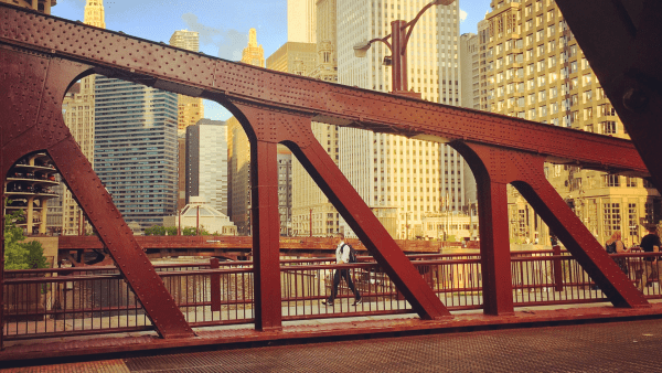 Chicago in Fall