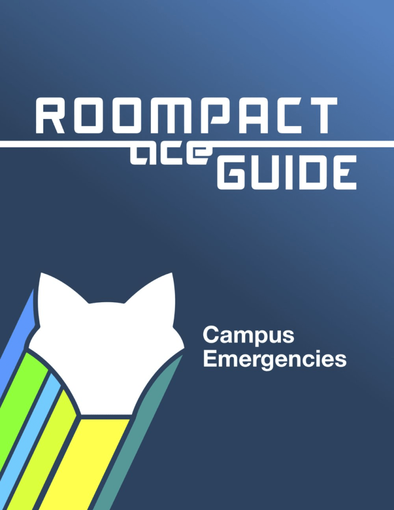 Roompact Ace Guide - Campus Emergencies