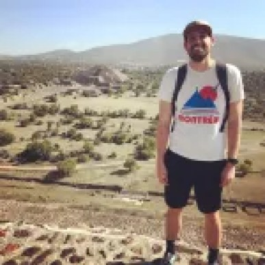 Blake Chambliss in Mexico