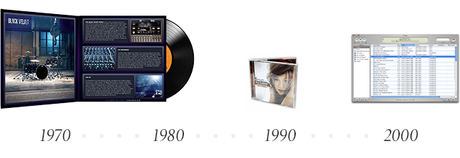 The decline of user experience in music