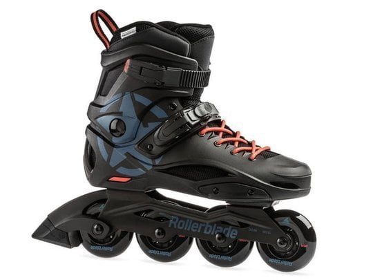 Rolki Rollerblade 2020 RB Cruiser Black / Grey Blue