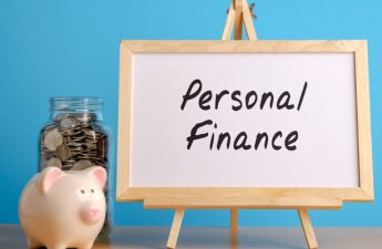 Personal finance steps