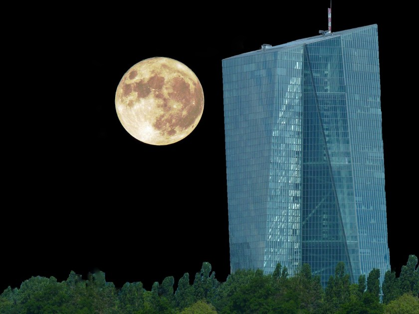Symbolbild EZB