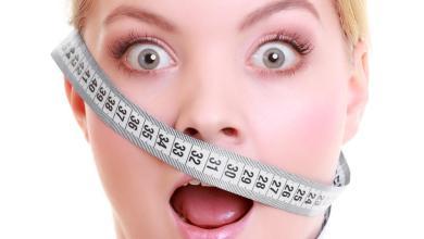 طريقة تخسيس الوجه والتخلص من الدهون المتراكمه سريعا