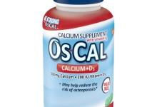 أوسكال أقراص لعلاج حالات نقص الكالسيوم المهم لتكوين العظام