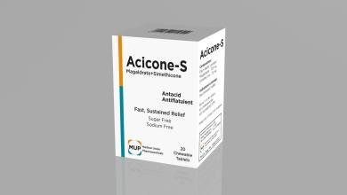دواعي استعمال دواء اسيكون لعلاج عسر الهضم وحرقة المعده