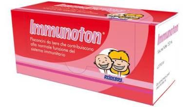 كبسول اميونوتون مكمل غذائي لعلاج حالات الإصابة بضغط الدم المرتفع