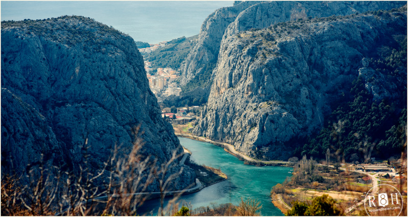omis, interesting places in Croatia