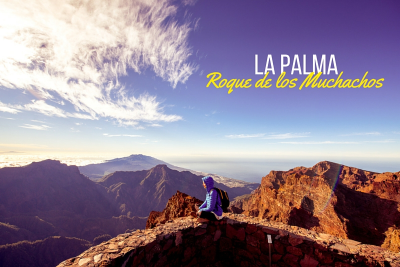 11 La Palma, roque de los Muchachos