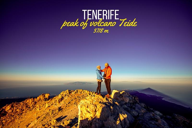 13 Tenerife, Teide